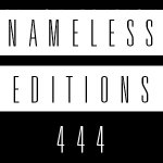 Nameless - Editionen