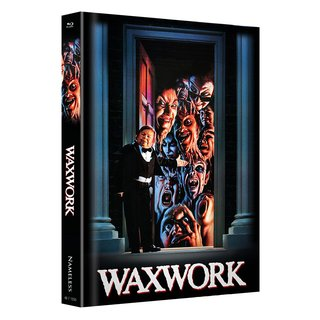 WAXWORK - ORIGINAL COVER