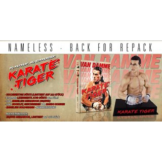 KARATE TIGER - SPECIAL EDITION