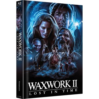 WAXWORK 2 - ARTWORK