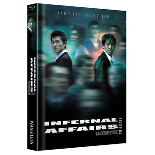 INFERNAL AFFAIRS 1-3 Special Edition