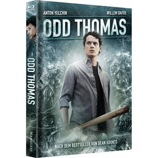 ODD THOMAS - BASEBALL COVER