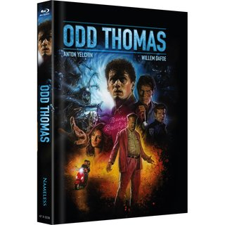 ODD THOMAS - ARTWORK COVER