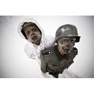 DEAD SNOW I & II - DOUBLE FEATURE