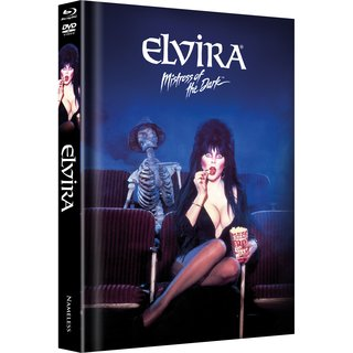 ELVIRA - BLACK COVER