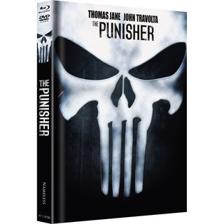 PUNISHER -  SKULL BLACK