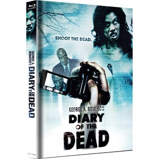 DIARY OF THE DEAD -  COVER C - WHITE