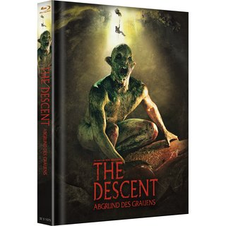THE DESCENT 1 -  COVER A - MONSTER