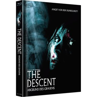 THE DESCENT 1 -  COVER C - ORIGINAL