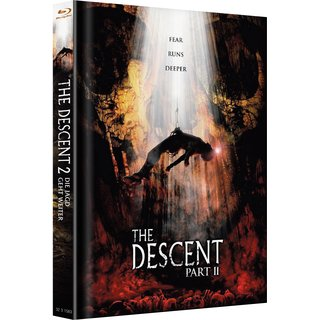 THE DESCENT 2 -  COVER A - SKULL