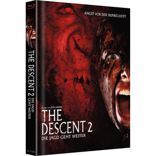 THE DESCENT 2 -  COVER C - ORIGINAL
