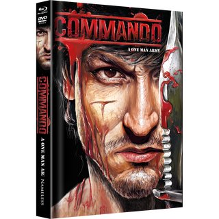 COMMANDO - COVER C - ARTWORK