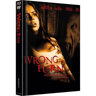 Wrong Turn 1 - Original Cover