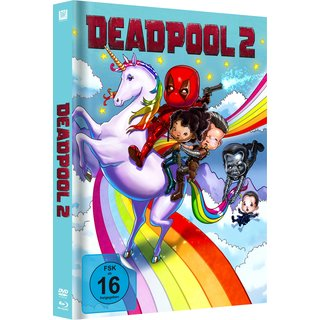 DEADPOOL 2 - UNICORN