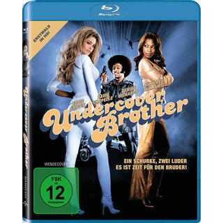 Undercover Brother - BD - Amaray