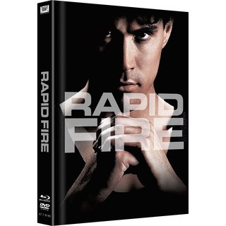 RAPID FIRE - COVER C - BLACK
