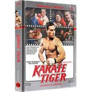 KARATE TIGER - COVER C - RETRO