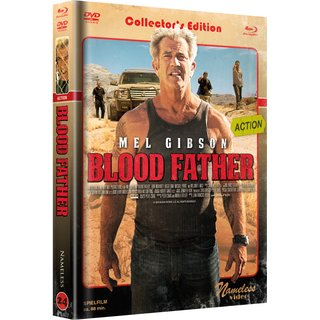 BLOOD FATHER - COVER C - RETRO