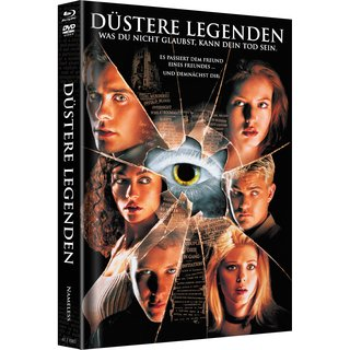 DÜSTERE LEGENDEN - COVER A - ORIGINAL