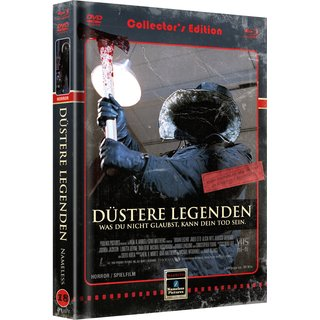 DÜSTERE LEGENDEN - COVER B - RETRO