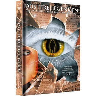 DÜSTERE LEGENDEN - COVER C - AUGE