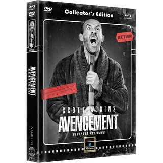 AVENGEMENT - COVER C - RETRO