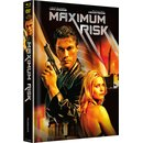 MAXIMUM RISK - COVER C - RED