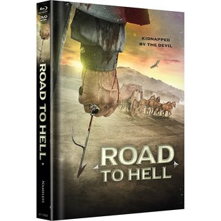 ROAD TO HELL - COVER B - COLOR