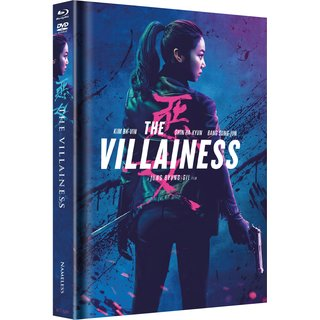 VILLAINESS - COVER B - BLUE