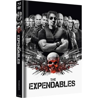 EXPENDABLES - COVER A -SW