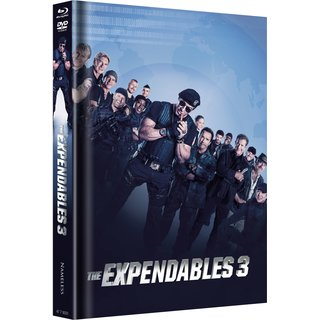 EXPENDABLES 3 - COVER A - BLUE