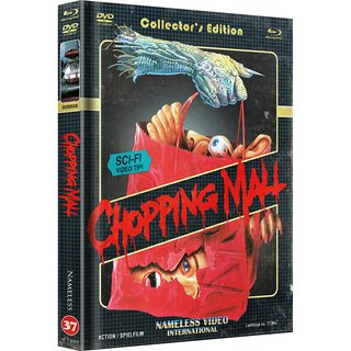 CHOPPING MALL - COVER D - RETRO