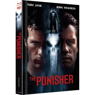 PUNISHER -  GESICHTER BLUE