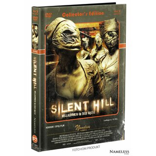 SILENT HILL- COVER C - RETRO